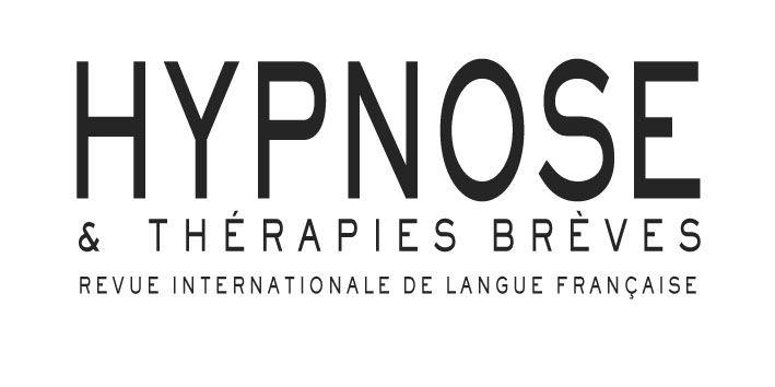 Revue Hypnose Therapies Brèves
